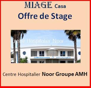 Offre de Stage CH-Noor