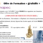 Formation (FQR) en « EMPLOYÉS DE SERVICES FINANCIERS »