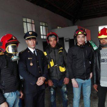 Célébration de la journée Mondiale - Protection Civil - Mars 2018