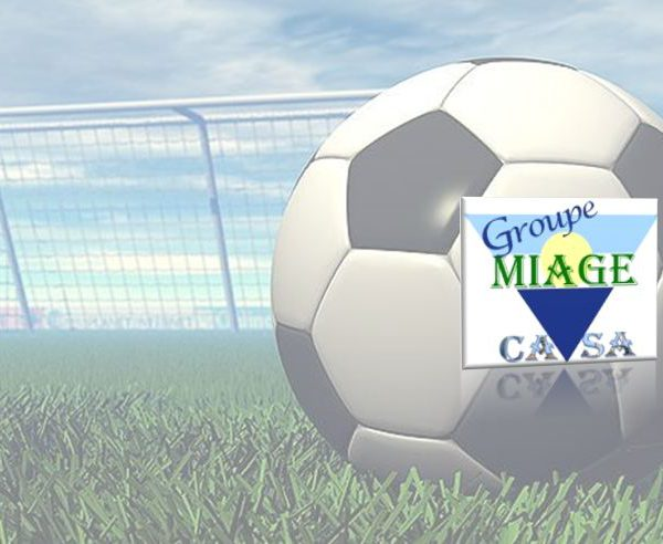 Inscription au Club de foot de MIAGE Casa - saison 2017-18