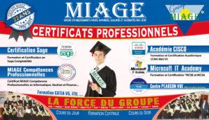Offre de Bourse du groupe Miage aux inscrits de MIAGE Casa