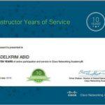10 ans de service-Cisco Academy-du Groupe MIAGE