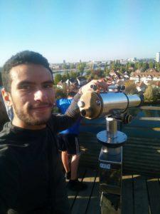 Mehdi Guiliz au groupe MIAGE