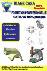 Cycle Formation Catia V5